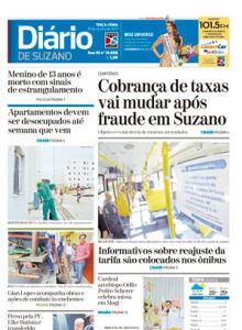 Jornal Diário de Suzano - 30/01/2017