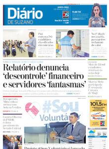 Jornal Diário de Suzano - 01/02/2017