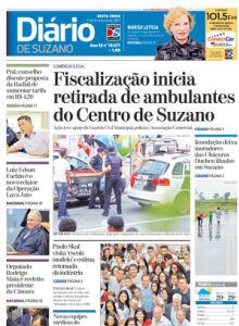 Jornal Diário de Suzano - 02/02/2017