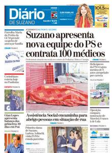 Jornal Diário de Suzano - 04/02/2017