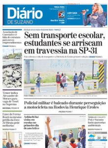 Jornal Diário de Suzano - 06/02/2017