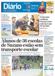 Jornal Diário de Suzano - 07/02/2017