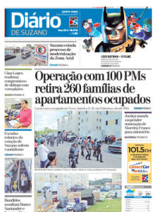 Jornal Diário de Suzano - 08/02/2017