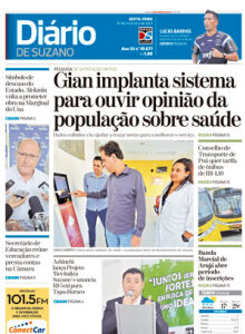 Jornal Diário de Suzano - 09/02/2017