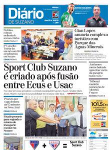 Jornal Diário de Suzano - 11/02/2017