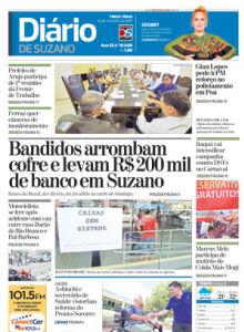 Jornal Diário de Suzano - 13/02/2017