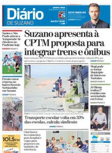 Jornal Diário de Suzano - 14/02/2017