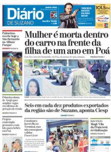 Jornal Diário de Suzano - 15/02/2017
