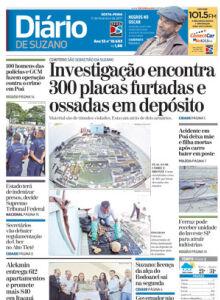 Jornal Diário de Suzano - 17/02/2017