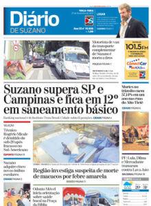 Jornal Diário de Suzano - 21/02/2017