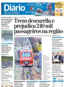 Jornal Diário de Suzano - 24/02/2017