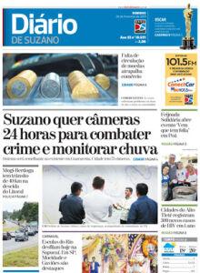 Jornal Diário de Suzano - 25/02/2017