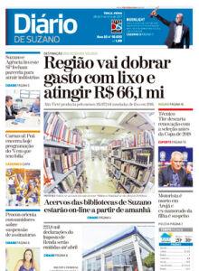 Jornal Diário de Suzano - 27/02/2017