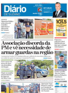 Jornal Diário de Suzano - 03/03/2017