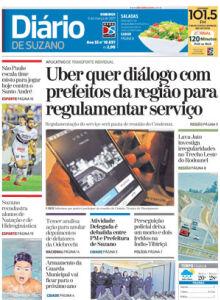 Jornal Diário de Suzano - 04/03/2017