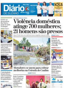 Jornal Diário de Suzano - 07/03/2017