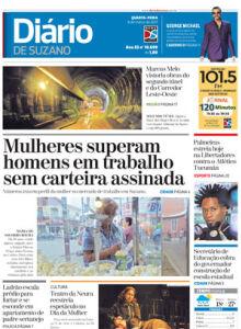 Jornal Diário de Suzano - 08/03/2017