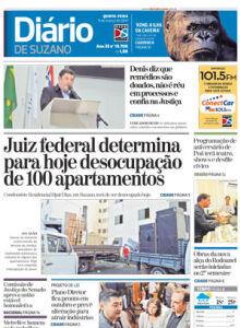 Jornal Diário de Suzano - 09/03/2017