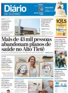 Jornal Diário de Suzano - 11/03/2017