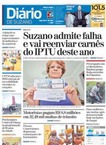 Jornal Diário de Suzano - 14/03/2017