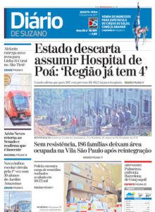 Jornal Diário de Suzano - 05/07/2017
