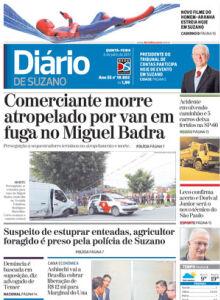 Jornal Diário de Suzano - 06/07/2017
