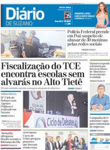 Jornal Diário de Suzano - 07/07/2017