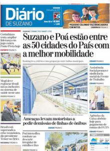Jornal Diário de Suzano - 08/07/2017