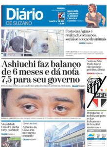 Jornal Diário de Suzano - 09/07/2017