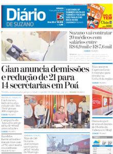 Jornal Diário de Suzano - 15/07/2017