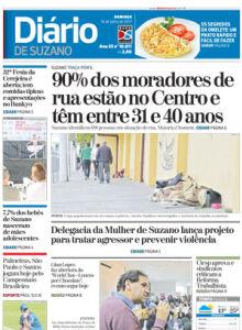 Jornal Diário de Suzano - 16/07/2017