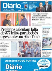 Jornal Diário de Suzano - 18/07/2017