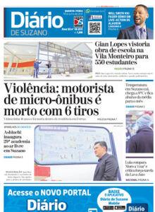 Jornal Diário de Suzano - 19/07/2017