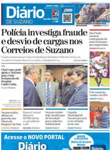 Jornal Diário de Suzano - 20/07/2017