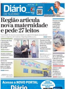 Jornal Diário de Suzano - 21/07/2017