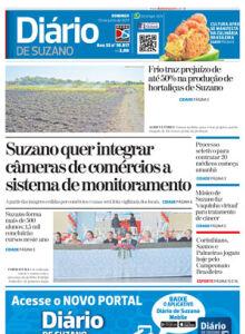 Jornal Diário de Suzano - 23/07/2017