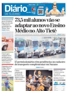 Jornal Diário de Suzano - 25/07/2017