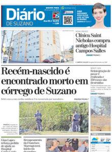 Jornal Diário de Suzano - 26/07/2017