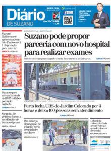 Jornal Diário de Suzano - 27/07/2017