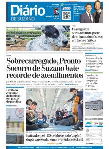 Jornal Diário de Suzano - 02/02/2019