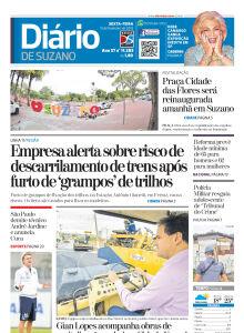 Jornal Diário de Suzano - 14/02/2019