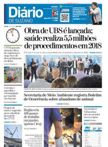 Jornal Diário de Suzano - 15/02/2019