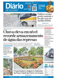 Jornal Diário de Suzano - 18/02/2019