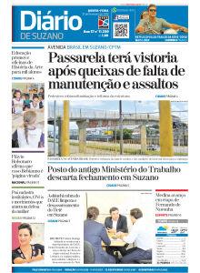 Jornal Diário de Suzano - 20/02/2019