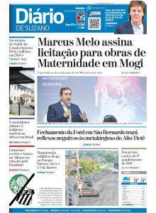 Jornal Diário de Suzano - 22/02/2019