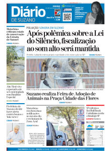 Jornal Diário de Suzano - 23/02/2019