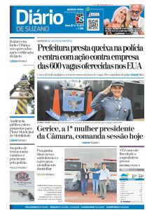 Jornal Diário de Suzano - 05/02/2019