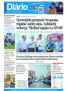 Jornal Diário de Suzano - 08/02/2019