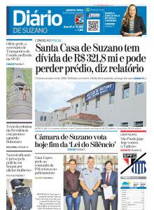 Jornal Diário de Suzano - 12/02/2019