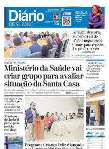Jornal Diário de Suzano - 13/02/2019